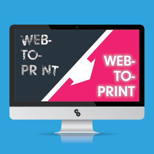 Replace your Web-To-Print v5 500x500